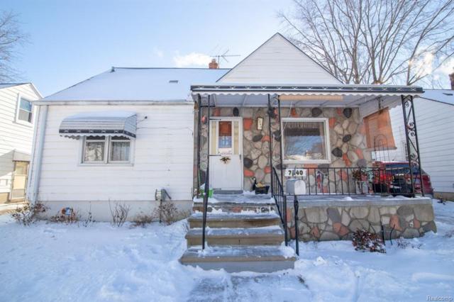 7240 Ready Avenue, Warren, MI 48091 (#219006978) :: The Alex Nugent Team | Real Estate One