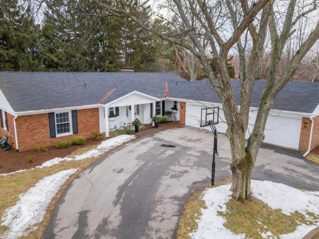 1723 E Old Mill Road, East Lansing, MI 48823 (MLS #630000233451) :: The Toth Team