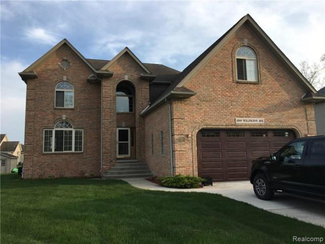 4889 Willington Avenue, Kimball Twp, MI 48074 (#219008711) :: The Buckley Jolley Real Estate Team