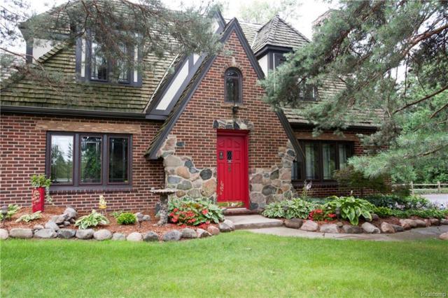 1200 E Avon Road, Rochester Hills, MI 48307 (#219010691) :: The Buckley Jolley Real Estate Team