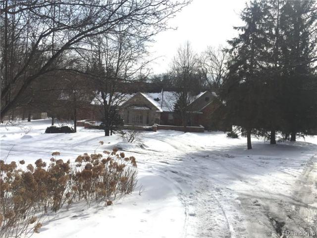 161 Lone Pine Road, Bloomfield Hills, MI 48304 (#219011771) :: RE/MAX Classic