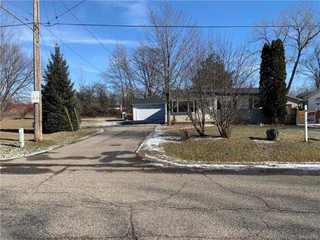 4457 Sheldon Lane, Flint Twp, MI 48507 (#219011794) :: The Buckley Jolley Real Estate Team