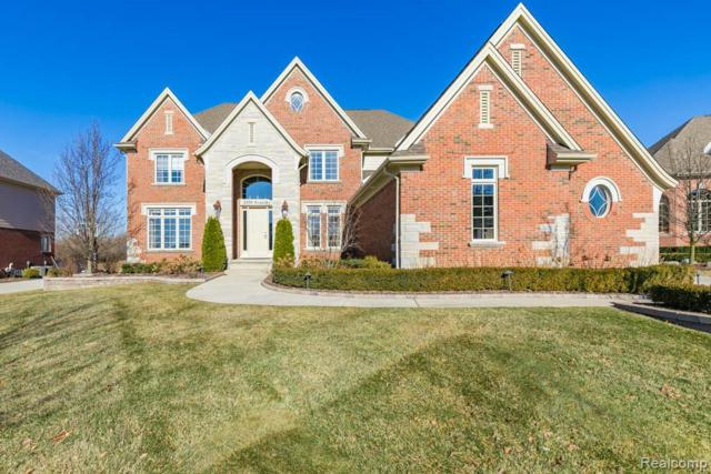 1555 Traceky, Rochester Hills, MI 48306 (MLS #219012032) :: The Toth Team