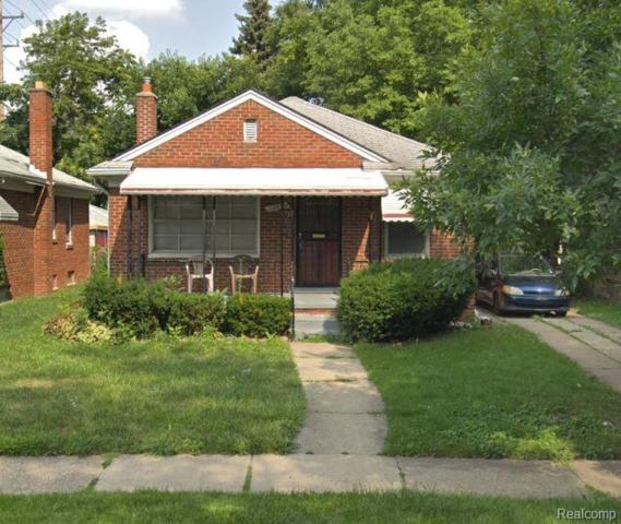 12956 Dale Street, Detroit, MI 48223 (#219012576) :: Team Sanford