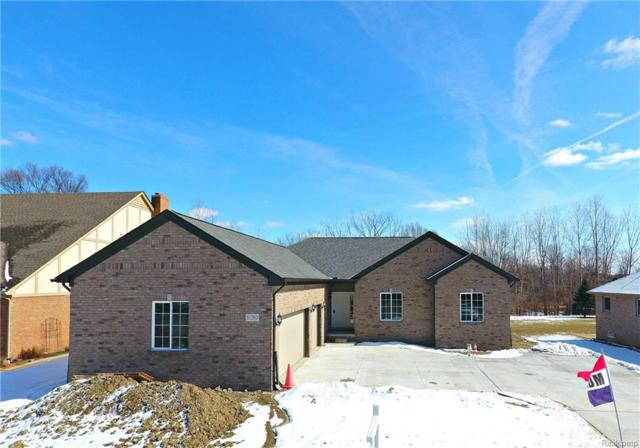 51260 Sass Road, Chesterfield Twp, MI 48047 (#219014096) :: The Buckley Jolley Real Estate Team