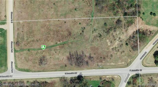 0 Simmons Trail, North Branch Twp, MI 48461 (MLS #219014402) :: The John Wentworth Group