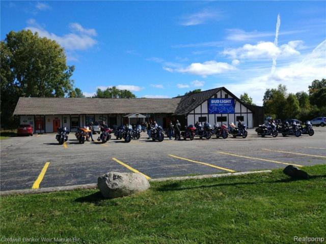 10816 Dixie Highway, Springfield Twp, MI 48350 (#219014909) :: RE/MAX Classic