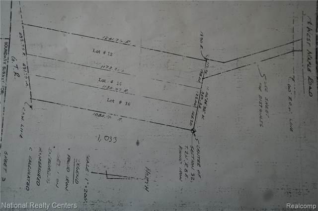 3015 W Maple Road, Wixom, MI 48393 (#219015114) :: Novak & Associates
