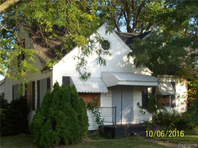 4409 Inkster Road, Inkster, MI 48141 (#219015380) :: The Buckley Jolley Real Estate Team