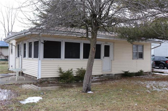 4135 9TH Street, Frenchtown Twp, MI 48166 (#219015383) :: The Buckley Jolley Real Estate Team