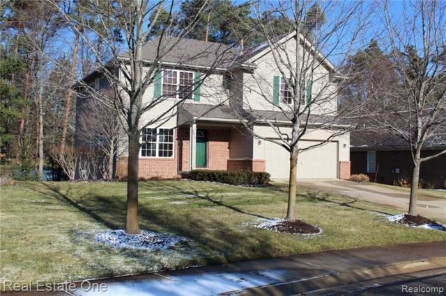 2610 Signature Circle, Hamburg Twp, MI 48169 (#219015516) :: The Buckley Jolley Real Estate Team