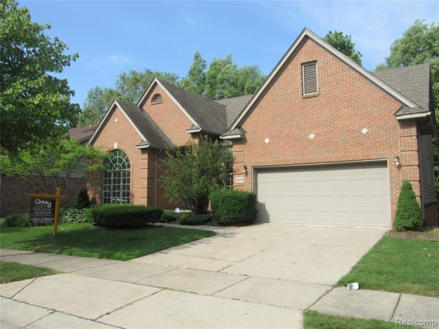 25890 Abbey Drive, Novi, MI 48374 (#219015681) :: The Buckley Jolley Real Estate Team