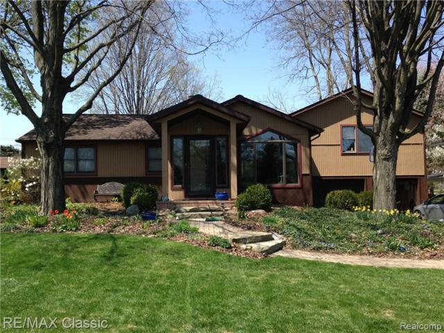 3412 Golfside Road, Pittsfield Twp, MI 48197 (MLS #219015886) :: The Toth Team