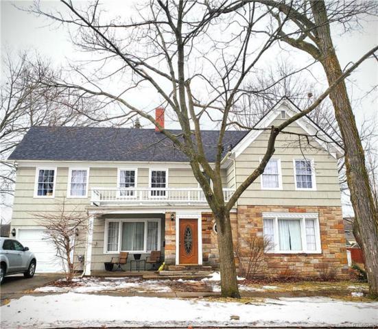 726 N Monroe Street, Lapeer, MI 48446 (#219015990) :: The Buckley Jolley Real Estate Team