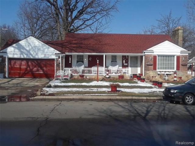 17651 Chandler Park Drive, Detroit, MI 48224 (#219016066) :: The Buckley Jolley Real Estate Team