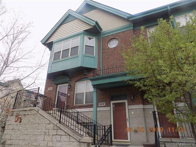 55 Winder Street, Detroit, MI 48201 (#219016186) :: RE/MAX Nexus