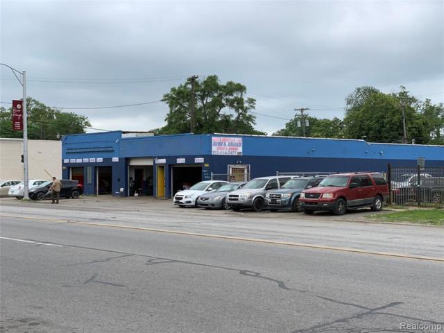 1843 & 1839 Coolidge Highway, River Rouge, MI 48218 (#219016673) :: Novak & Associates