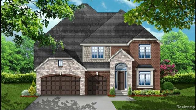 2715 Brooke View Ln, Troy, MI 48085 (#219017050) :: The Alex Nugent Team | Real Estate One