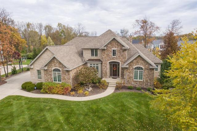 6234 W Pine Hollow Drive, Meridian Charter Twp, MI 48823 (#630000234192) :: Keller Williams West Bloomfield