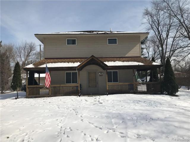3995 Oak Terrace, West Bloomfield Twp, MI 48323 (#219017270) :: RE/MAX Classic