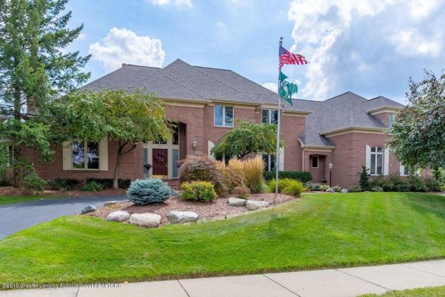 2571 Meadow Woods Drive, Meridian Charter Twp, MI 48823 (#630000234237) :: The Alex Nugent Team | Real Estate One