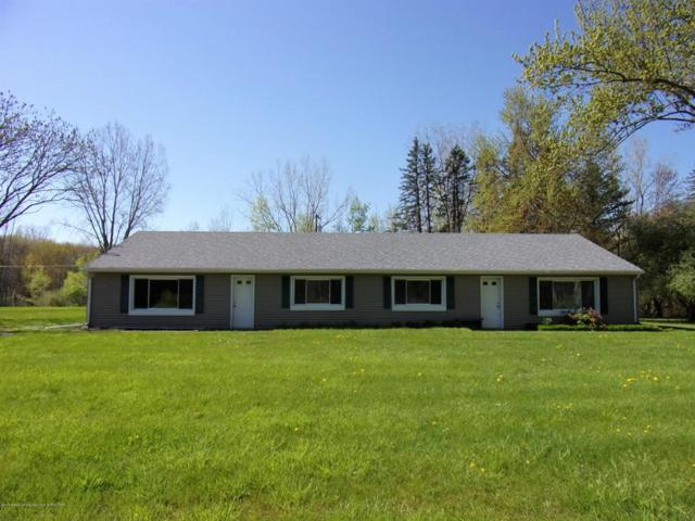 2076 Epley Road, Williamstown Twp, MI 48895 (MLS #630000234293) :: The Toth Team