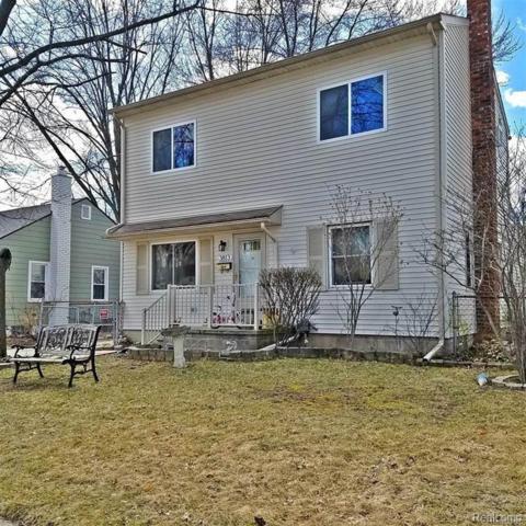 3813 Prairie Avenue, Berkley, MI 48072 (#219018880) :: The Buckley Jolley Real Estate Team