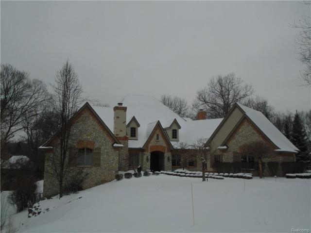 1320 Forest Ridge Drive, Milford Twp, MI 48381 (#219019048) :: RE/MAX Classic