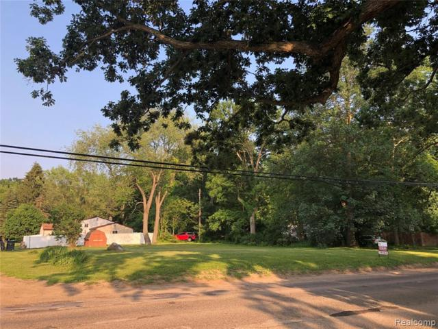 00 Ormond Rd., White Lake Twp, MI 48383 (#219020025) :: The Buckley Jolley Real Estate Team