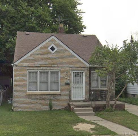 19690 Rogge Street, Detroit, MI 48234 (MLS #219020122) :: The Toth Team