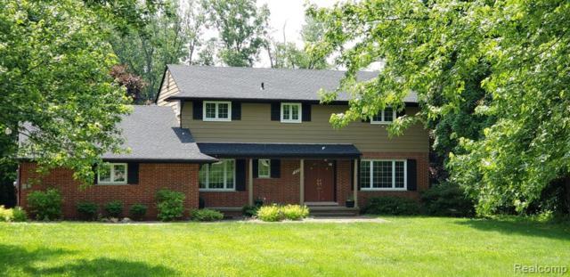 486 Wishbone Drive, Bloomfield Hills, MI 48304 (#219020183) :: RE/MAX Classic