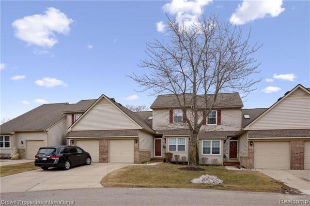 41675 Juniper Circle, Novi, MI 48377 (#219020393) :: The Buckley Jolley Real Estate Team