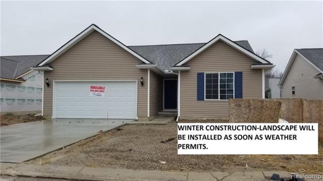4491 Cross Creek Boulevard #7, Burton, MI 48509 (#219021427) :: The Buckley Jolley Real Estate Team