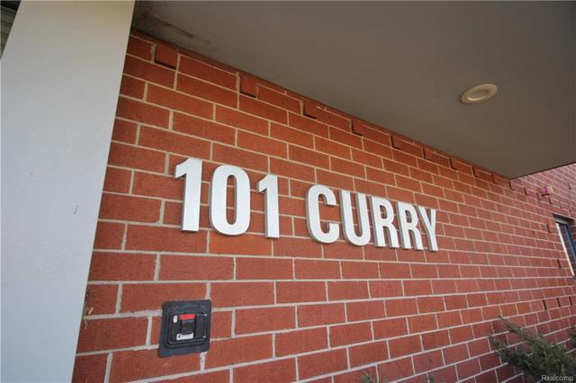 101 Curry Avenue #336, Royal Oak, MI 48067 (#219021431) :: Keller Williams West Bloomfield