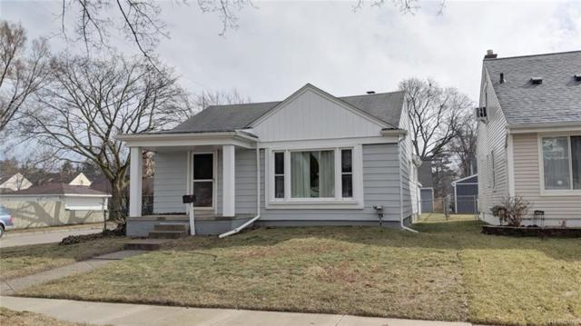 426 Marlin Avenue, Royal Oak, MI 48067 (MLS #219021786) :: The Toth Team