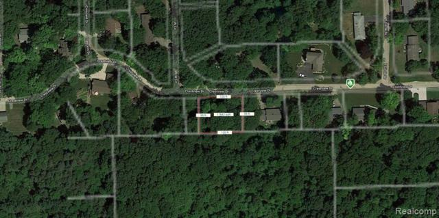 00 Crestview Drive, Independence Twp, MI 48348 (#219022188) :: GK Real Estate Team