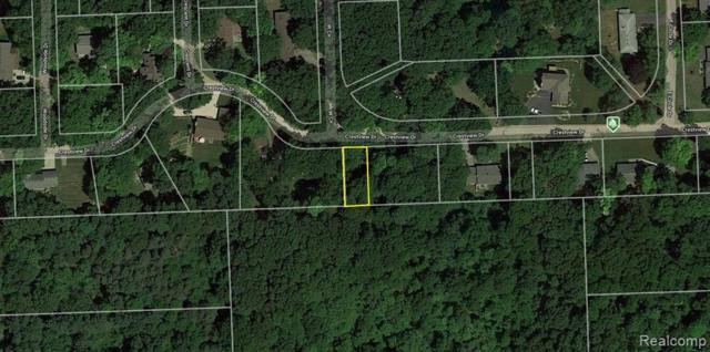 00 Crestview Drive, Independence Twp, MI 48348 (#219022204) :: GK Real Estate Team