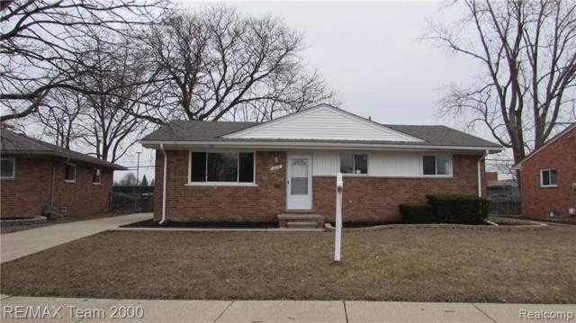 18220 Snow Avenue, Dearborn, MI 48124 (#219022490) :: The Buckley Jolley Real Estate Team