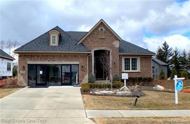 6504 Legacy Woods Trail, West Bloomfield Twp, MI 48322 (#219022547) :: The Alex Nugent Team | Real Estate One