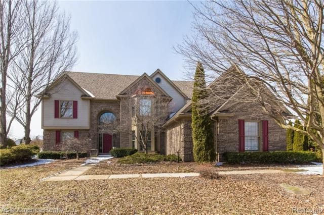 143 Country Club Lane, Canton Twp, MI 48188 (#219022651) :: RE/MAX Classic