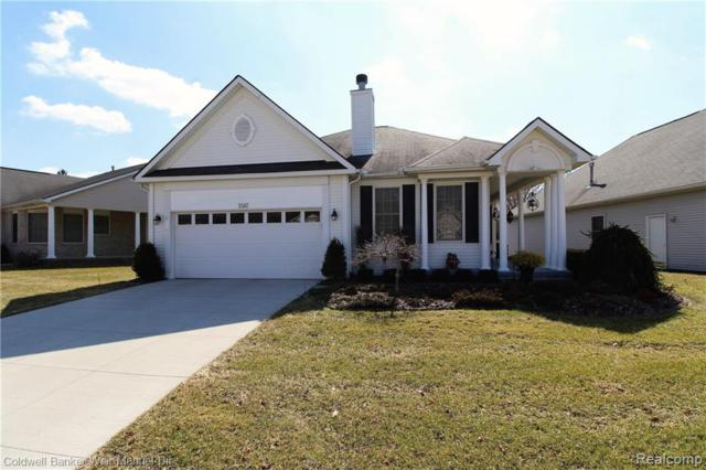 3542 Riverside Drive, Auburn Hills, MI 48326 (#219023431) :: RE/MAX Nexus