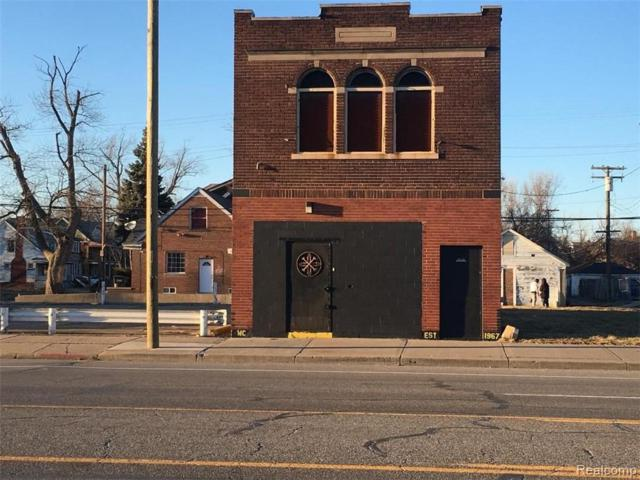 7330 W Warren Avenue, Detroit, MI 48210 (MLS #219023559) :: The Toth Team