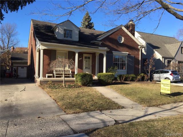 405 Mount Vernon Avenue, Grosse Pointe Farms, MI 48236 (#219024041) :: RE/MAX Nexus