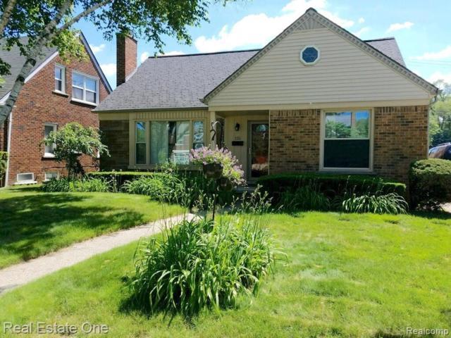 115 Meridan Street, Dearborn, MI 48124 (#219024634) :: RE/MAX Nexus