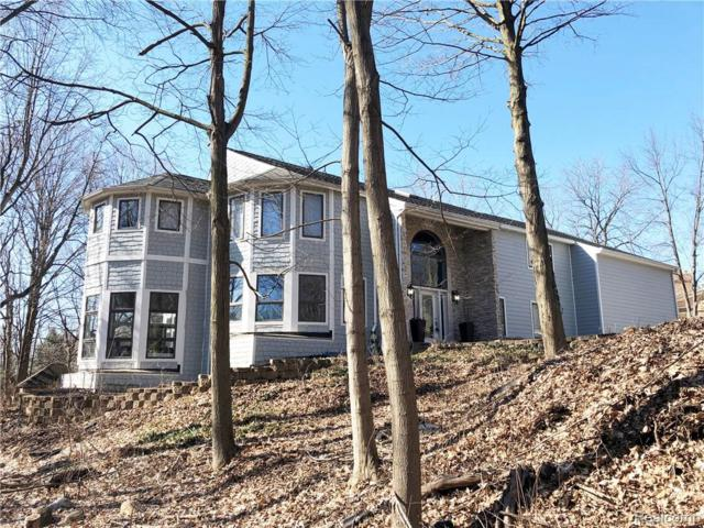 20220 Beck (Private) Road, Northville Twp, MI 48167 (#219024673) :: RE/MAX Classic