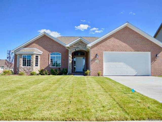 15390 Orchard Meadows Drive, Monroe Twp, MI 48161 (#219027149) :: The Buckley Jolley Real Estate Team