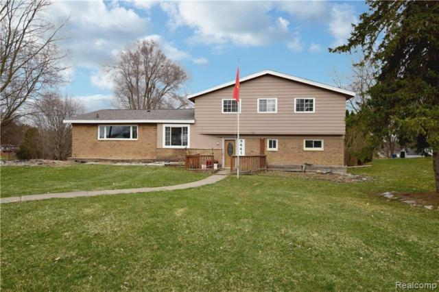 8441 Ridge Road, Atlas Twp, MI 48438 (#219028183) :: The Buckley Jolley Real Estate Team