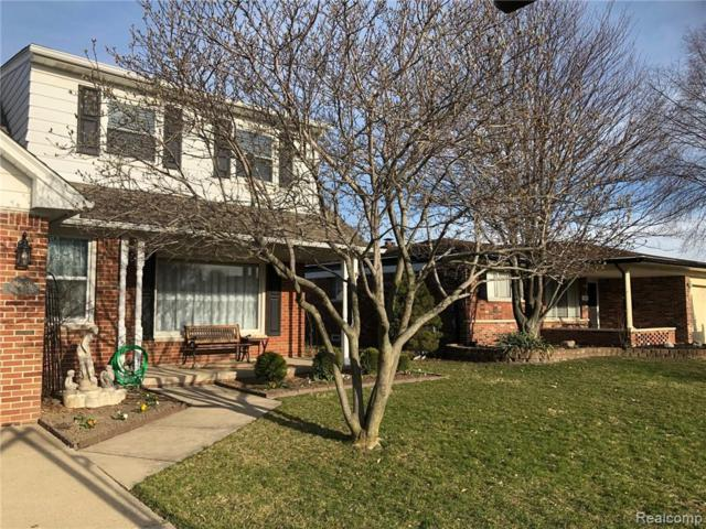 36836 Manning Court, Sterling Heights, MI 48312 (#219028276) :: RE/MAX Classic