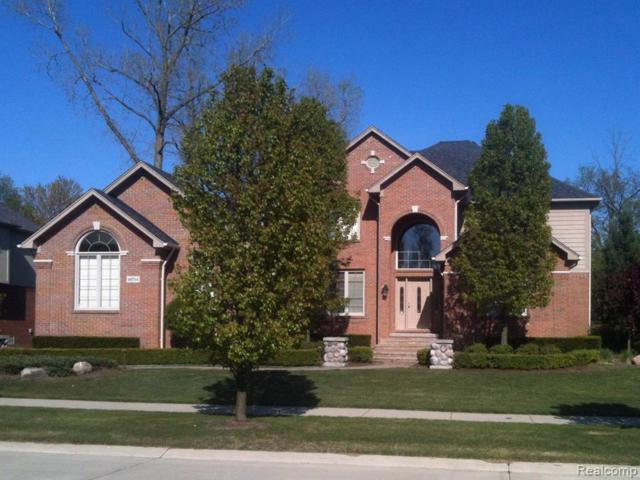 49754 Decker Drive, Shelby Twp, MI 48317 (#219029060) :: The Buckley Jolley Real Estate Team