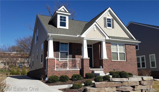 732 Hickory Street, Milford Vlg, MI 48381 (#219030978) :: The Buckley Jolley Real Estate Team